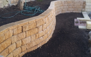Lilyfield Concrete Retaining Wall