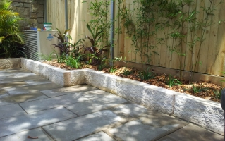 Cammeray Sandstone Edging